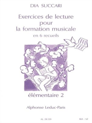 Dia Succari - Reading Exercises - Elementary 2 - Sheet Music - di-arezzo.com