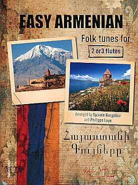 Easy Armenian Folk Tunes - Partition - di-arezzo.fr
