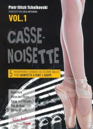 Casse-Noisette - Volume 1 TCHAIKOVSKY Partition laflutedepan
