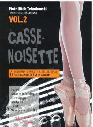 Casse-Noisette - Volume 2 Piotr Illitch Tchaikovsky laflutedepan