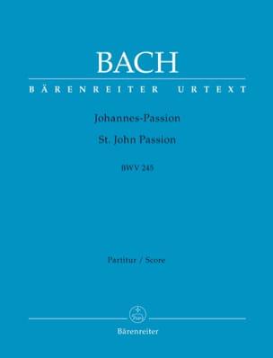 Passion selon St-Jean, BWV 245 Johann Sebastian Bach laflutedepan