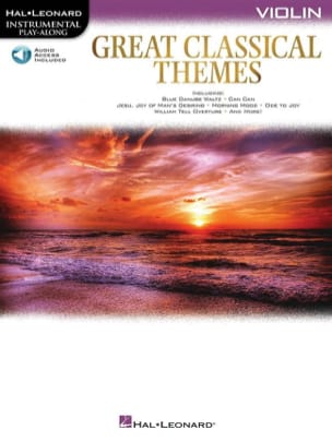 - Great Classical Themes - Violin - Sheet Music - di-arezzo.com
