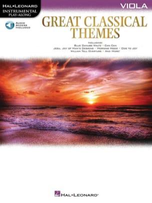 - Great Classical Themes - Alto - Sheet Music - di-arezzo.com