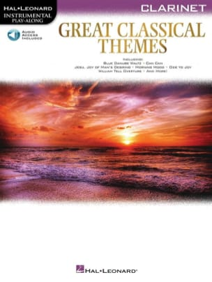 - Great Classical Themes - Clarinet - Sheet Music - di-arezzo.com