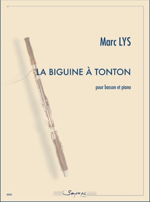 Marc Lys - The Biguine to Tonton - Sheet Music - di-arezzo.co.uk