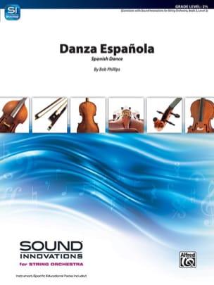 Danza Española - Phillips Bob - Partition - laflutedepan.com
