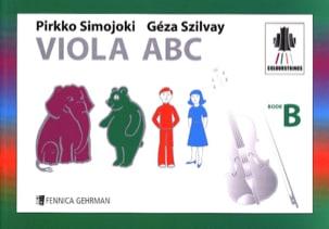 Geza Szilvay - Colourstrings Viola ABC (Book B) - Sheet Music - di-arezzo.com
