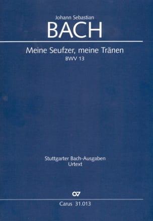 Cantate BWV 13
