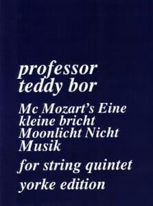 Mc Mozart's Eine Kleine Bricht Moonlicht Nicht Musik laflutedepan