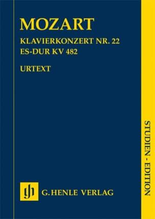 Concerto pour Piano KV 482 Wolfgang Amadeus Mozart laflutedepan