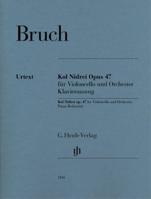 Max Bruch - Kol Nidrei, opus 47 - Partitura - di-arezzo.es