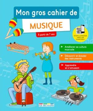 Noémie Pinero-Wait - My big music book - Sheet Music - di-arezzo.com
