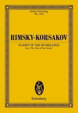 Nicolaï Rimsky-Korsakov - Le Vol du Bourdon - Partition - di-arezzo.fr