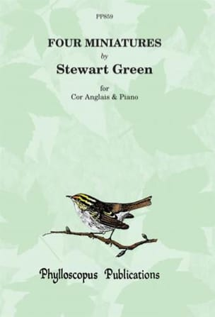 Stewart Green - 4 Thumbnails - Sheet Music - di-arezzo.com