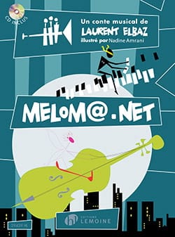 Laurent Elbaz - Melom @ .net - Sheet Music - di-arezzo.co.uk
