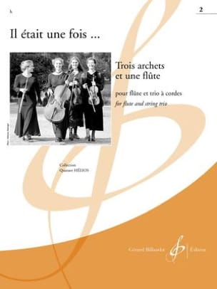 compositeurs Divers - Once upon a time .. 3 Bows and a Flute Volume 2 - Sheet Music - di-arezzo.co.uk