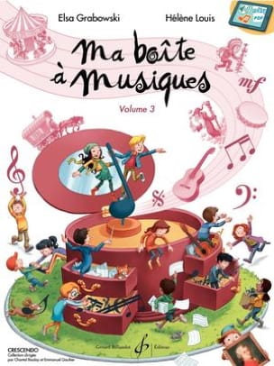 - My Music Box Volume 3 - Sheet Music - di-arezzo.com