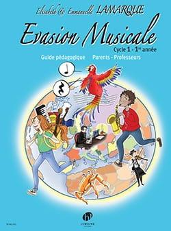 Elisabeth et Emmanuelle LAMARQUE - Musical escape - 1st year - Professor - Sheet Music - di-arezzo.com