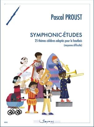 Symphonic-Etudes - Hautbois Pascal Proust Partition laflutedepan