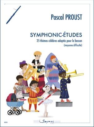 Symphonic-Etudes - Basson Pascal Proust Partition laflutedepan