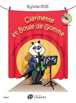 Sylvie Hue - Clarinete y pelota de goma - Partitura - di-arezzo.es