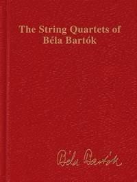 The String Quartets of Béla Bartók Béla Bartok Partition laflutedepan