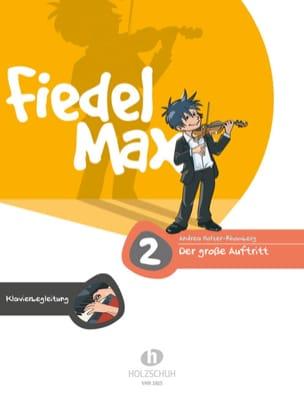Fiedel-Max - Der große Auftritt, Band 2 Klavierbegleitung - laflutedepan.com
