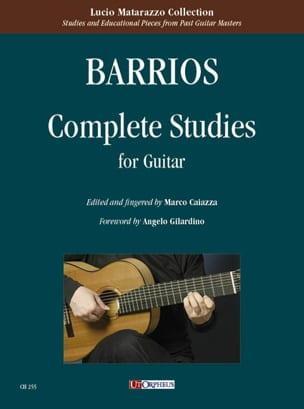 Complete Studies for Guitar - laflutedepan.com