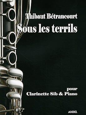 Thibaut Bétrancourt - Under the heaps - Sheet Music - di-arezzo.co.uk