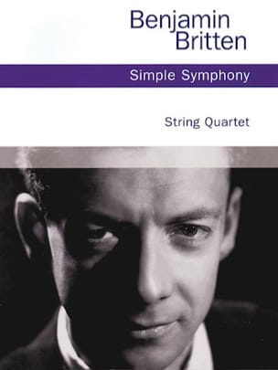Benjamin Britten - Simple Symphony - Sheet Music - di-arezzo.com