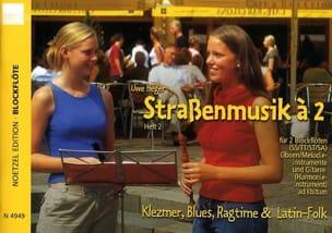 Uwe Heger - Strassenmusik has 2 - Sheet Music - di-arezzo.co.uk