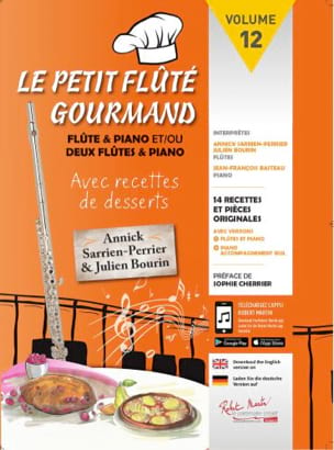 - The Gourmet Little Flute - Sheet Music - di-arezzo.co.uk