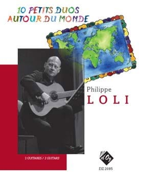 Philippe LOLI - 10 Small duets around the world - Sheet Music - di-arezzo.com