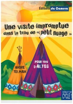 André Telman - Ein spontaner Besuch .. - 3 Altos - Noten - di-arezzo.de