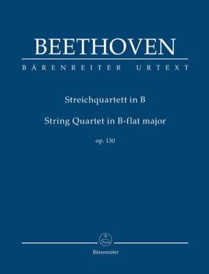 Ludwig van Beethoven - String Quartet, Op. 130 - Pocket driver - Sheet Music - di-arezzo.co.uk