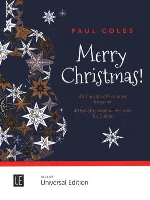 Merry Christmas! Paul Coles Partition Guitare - laflutedepan