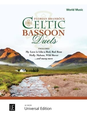 - Celtic Bassoon Duets - Sheet Music - di-arezzo.com