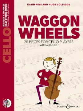 Waggon Wheels - violoncelle Katherine & Hugue Colledge laflutedepan