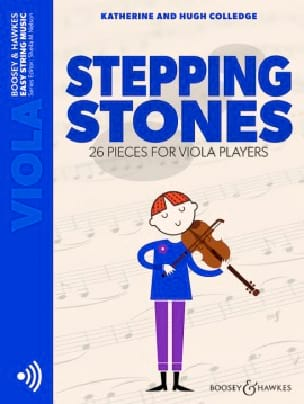 Stepping Stones - Alto Katherine & Hugue Colledge laflutedepan