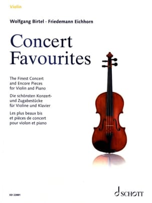 - Concert Favorites - Sheet Music - di-arezzo.com