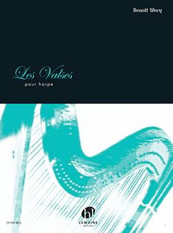 Les Valses Benoit Wery Partition Harpe - laflutedepan