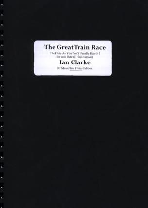 Ian Clarke - La gran carrera de trenes - Partitura - di-arezzo.es