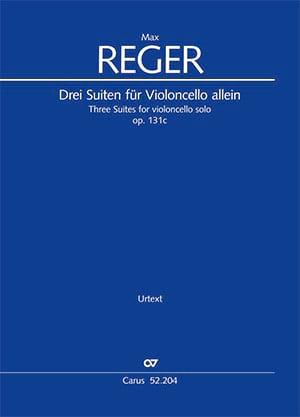 Max Reger - 3 Suites op. 131c - Sheet Music - di-arezzo.com