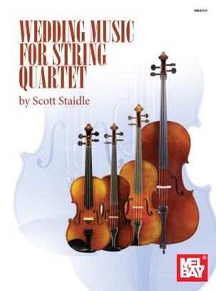Wedding Music for String Quartet - Partition - di-arezzo.co.uk