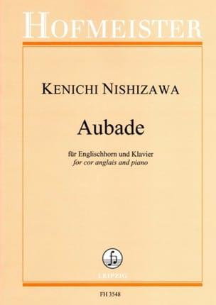 Kenichi Nishizawa - Aubade - Sheet Music - di-arezzo.co.uk
