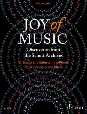 - Joy of Music - Cello - Sheet Music - di-arezzo.co.uk