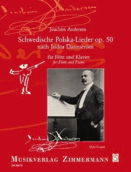 Joachim Andersen - Schwedische Polska-Lieder, op. 50 - Partition - di-arezzo.fr