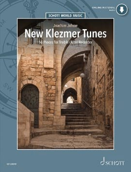 - New Klezmer Tunes - Sheet Music - di-arezzo.co.uk
