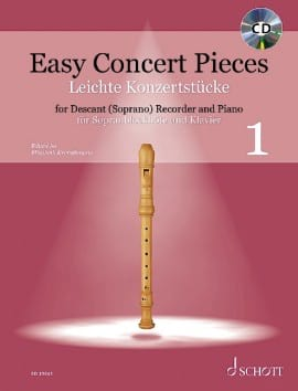 - Easy Concert Pieces Vol. 1 - Sheet Music - di-arezzo.co.uk