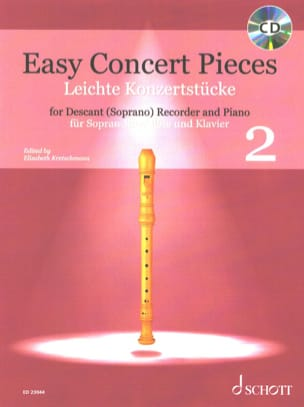 - Easy Concert Pieces Vol. 2 - Sheet Music - di-arezzo.co.uk